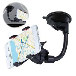 Car Mount Windshield Cradle Holder Stand For Cell Phone iPho