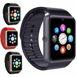 Bluetooth Smart Watch for iPhone 6 6s 7 7s 8 PLUS Samsung s6