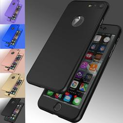 For iPhone 8 6S 7 Plus 12 Pro Max Ultra Thin Slim Hard Case