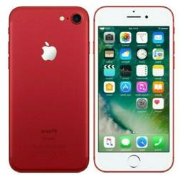 Brand New Apple iPhone 7 128GB Red Factory Unlocked AT&T T-M