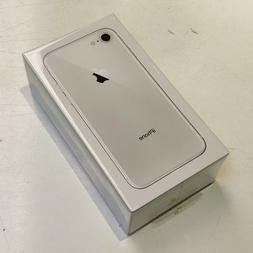 Brand New Sealed Apple iPhone 8 64GB SILVER AT&T ATT 1 Year