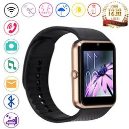 Business Office Bluetooth Smart Watch Camera Call Message Sy
