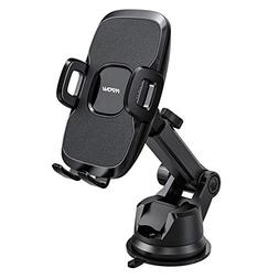 Mpow Dashboard Car Phone Mount, Stable Windshield/Desk Car P