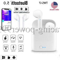 Dual Wireless Bluetooth Earphone Earbuds For Universal Phone