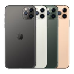 Apple iPhone 11 Pro Max 64/256/512GB Green Space Gray Silver