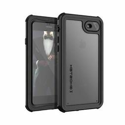 GHOSTEK iPhone 7/8 Nautical Case, Black, Black, GHO-01580 Ce