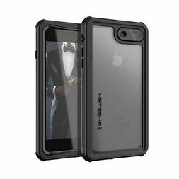 GHOSTEK iPhone 7/8 Plus Nautical Case, Black, Black, GHO-016