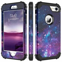 For iPhone 8 7 Case Cover Full Protective Hybrid Rugged Shoc