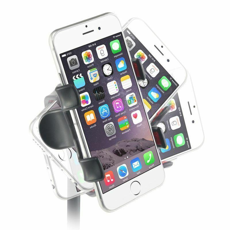 360° Windshield Cradle Holder Stand For Mobile iPhone