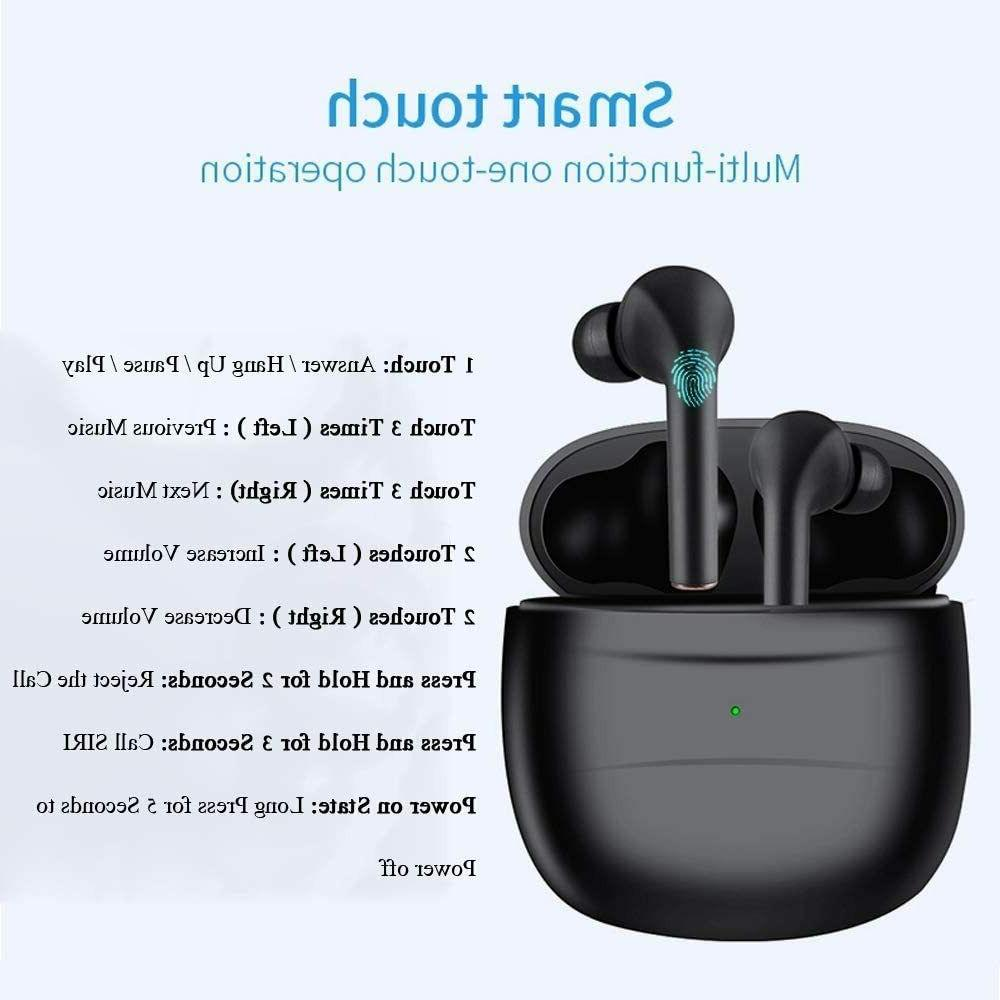 Bluetooth for Android phones TWS Earphones with