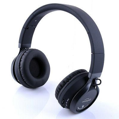 New Metal Bluetooth Headphones for Phone/Laptop/PC/Tablet
