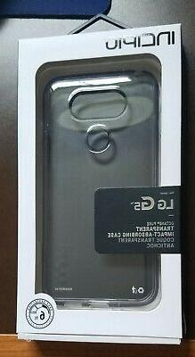 New INCIPIO Clear Phone Case for LG G5 Impact Absorbing Tran