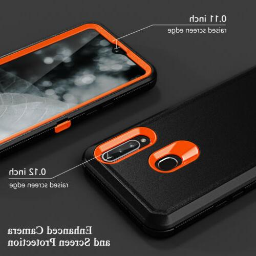 For Samsung Shockproof Heavy Duty