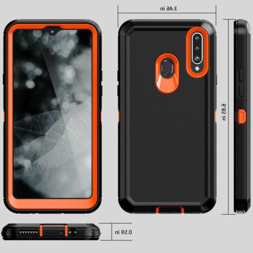 For Shockproof Heavy Phone Case Cover