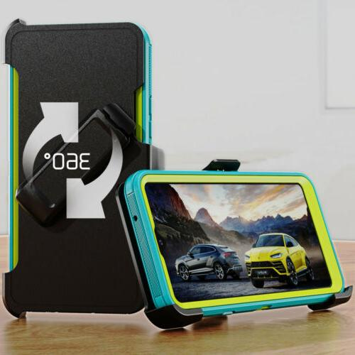 For Shockproof Heavy Duty Stand Phone Cover