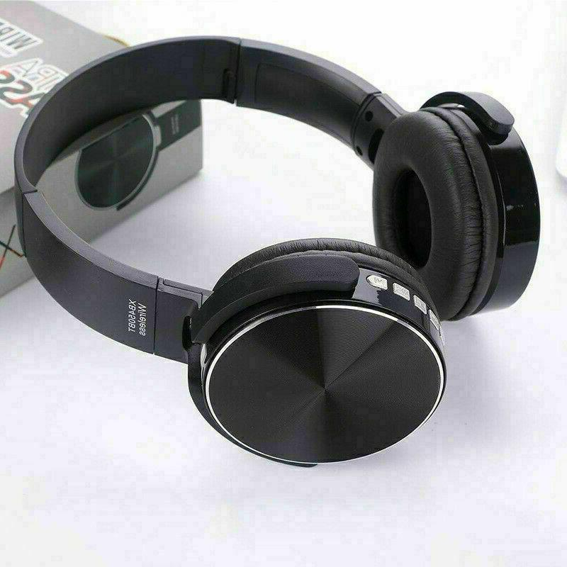 wired stereo bass surround led gaming headset