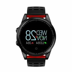 Men's Waterproof Bluetooth Smart Watch Phone Mate For Androi