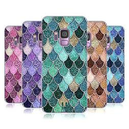 HEAD CASE DESIGNS MERMAID SCALES PATTERNS HARD BACK CASE FOR