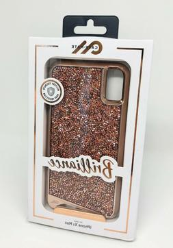 NEW Case-Mate Brilliance Phone Case for iPhone XS Max - Rose