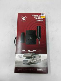 New WeBoost Drive X RV Cell Phone Signal Booster - AW1277