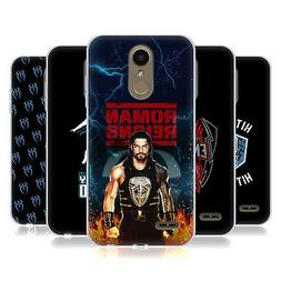 OFFICIAL WWE 2017 ROMAN REIGNS SOFT GEL CASE FOR LG PHONES 1