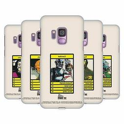 OFFICIAL TOP TRUMPS HORROR RETRO HARD BACK CASE FOR SAMSUNG