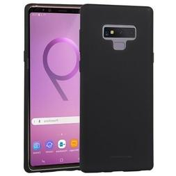 Samsung Galaxy Note 9 Mobile Phone Cover Case Etui UK black
