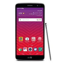LG Stylo 3 Black Virgin Mobile Cell Phone