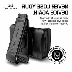 Ghostek Universal Holster with Belt Clip for Cell Phones & C