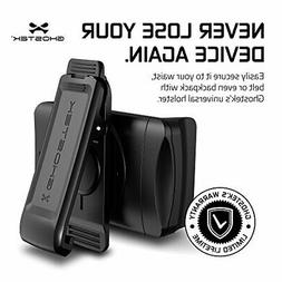 Ghostek Universal Holster with Belt Clip for Cell Phones &am