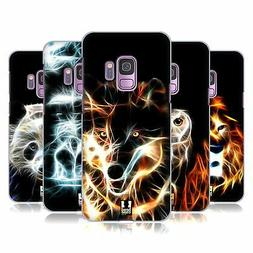 HEAD CASE DESIGNS WILDFIRE HARD BACK CASE FOR SAMSUNG PHONES